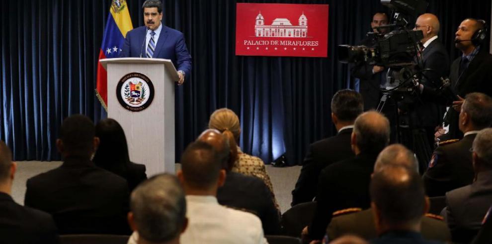 Maduro acusa a Bolton de plan de EE.UU. para asesinarlo