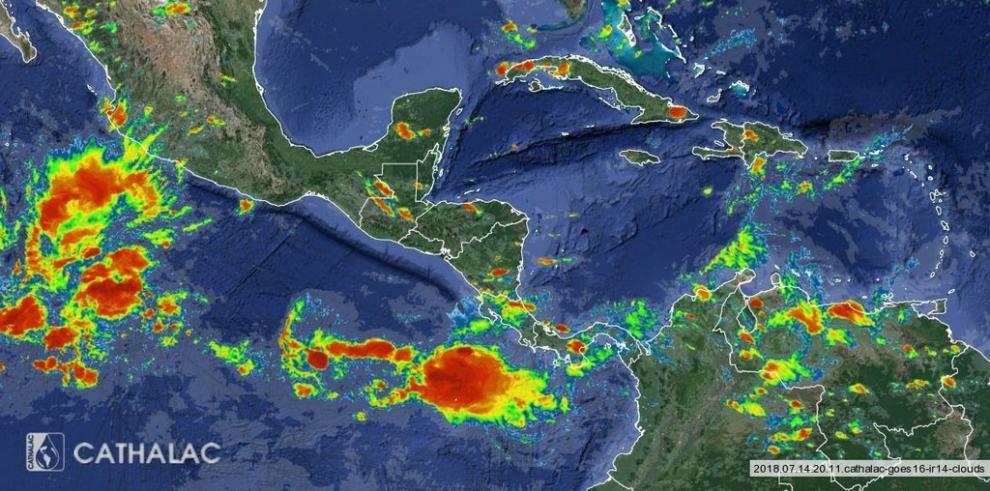 Costa Rica declara alerta amarilla por lluvias que han causado un muerto