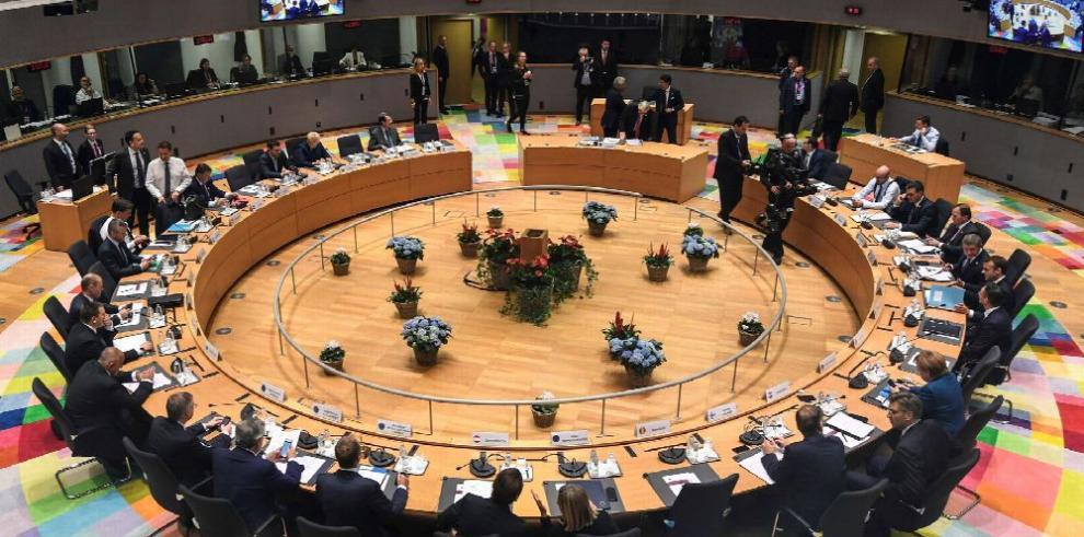 La UE descarta cumbre del 'brexit' para noviembre