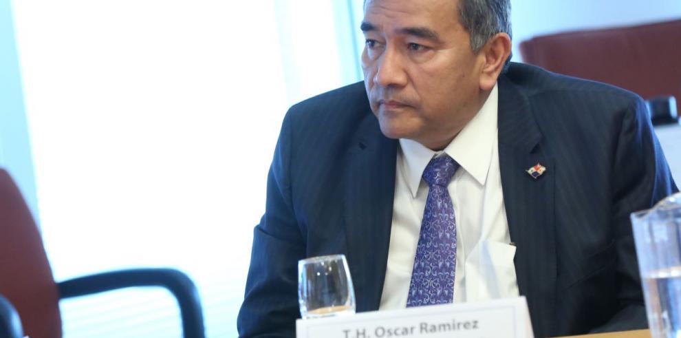 Varela designa a Óscar Ramírez como nuevo gerente de Tocumen