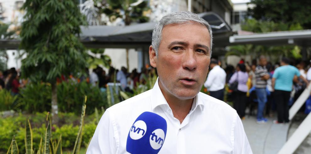 'El Domo no es el lugar adecuado para realizar la entrega de Cepadem' dijo Arrocha