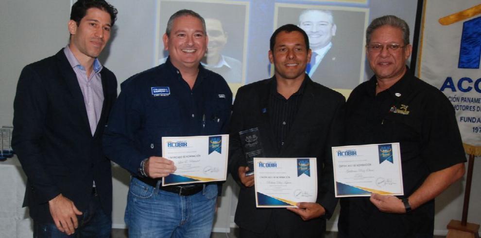 Acobir premió a sus corredores destacados