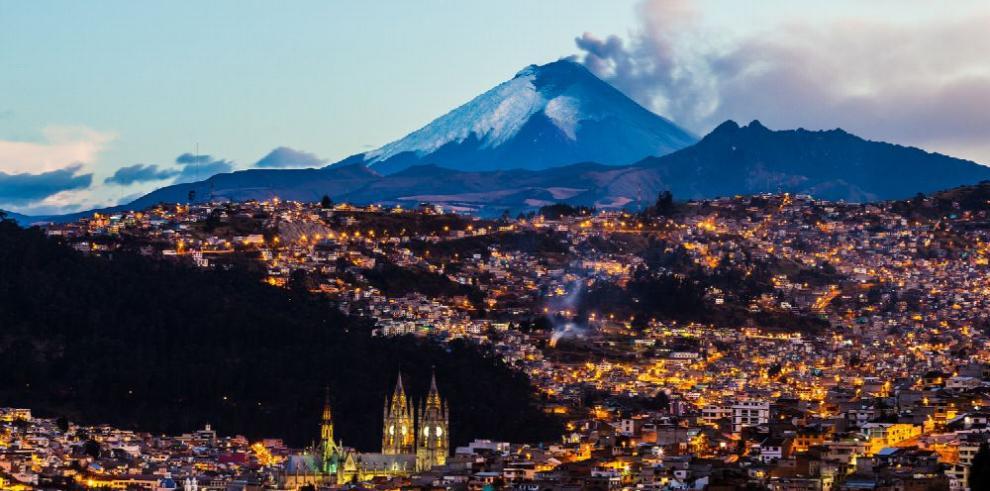 BID aprueba préstamo para e l metro de Quito