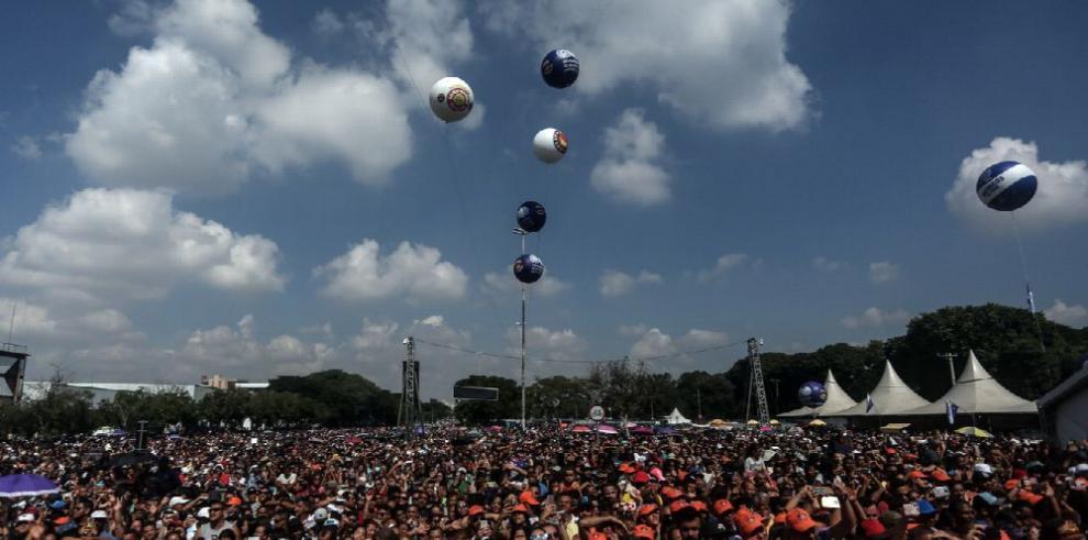 'Lula Libre' marca marchas del Día del Trabajo en Brasil