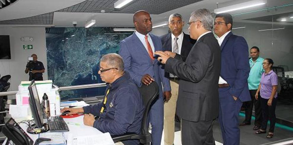Panamá y San Miguelito firman acuerdo para sistema de videovigilancia