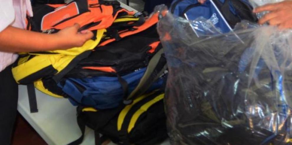 Fiscalía pide llamamiento a juicio a vinculados en el caso de mochilas
