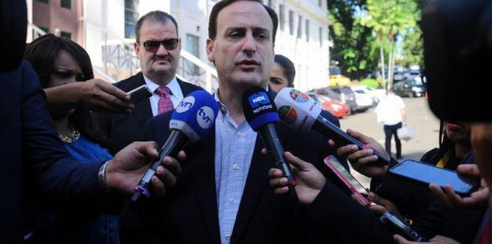 MP apela fianza de excarcelación a favor de Riccardo Francolini