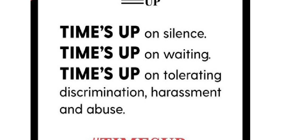 Actrices de Hollywood crean un fondo legal contra abusos sexuales a mujeres