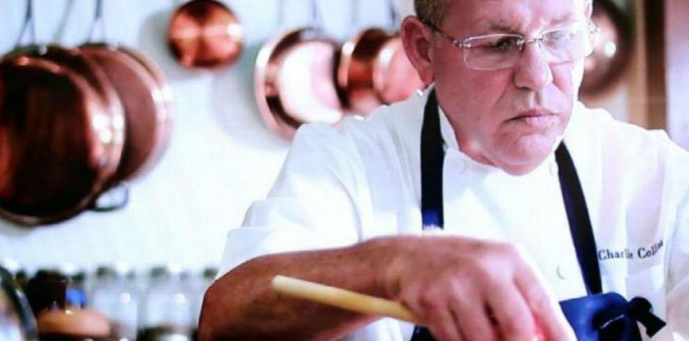 Charlie Collins, premio a mejor libro de herencia culinaria del mundo