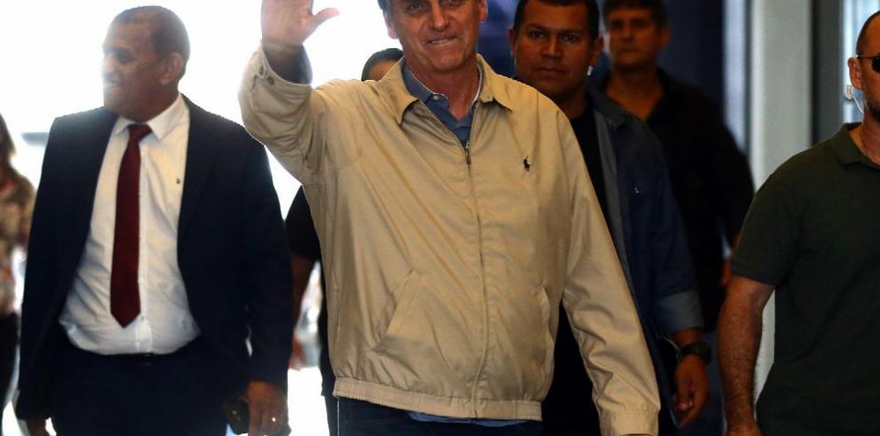 Bolsonaro, afín a la política internacional de la era Trump