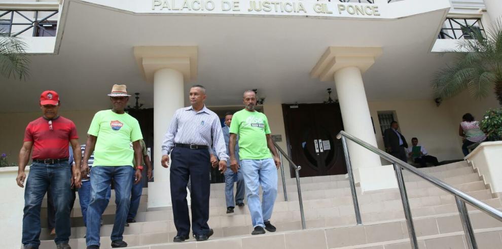 Presentan en la Corte Amparo de Garantías contra el ministro de Seguridad