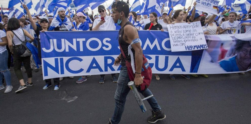 Nicaragua busca