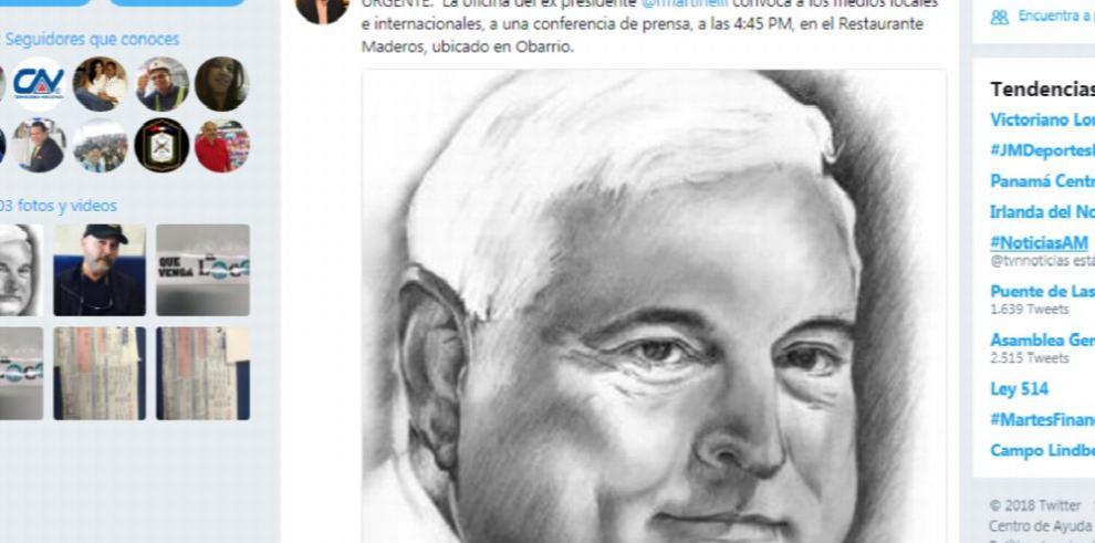Turbulento escenario ante posible retorno de Ricardo Martinelli