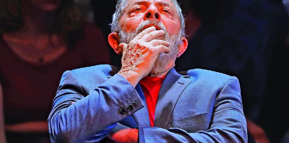 'Lula' recibe apoyo de líderes de Europa
