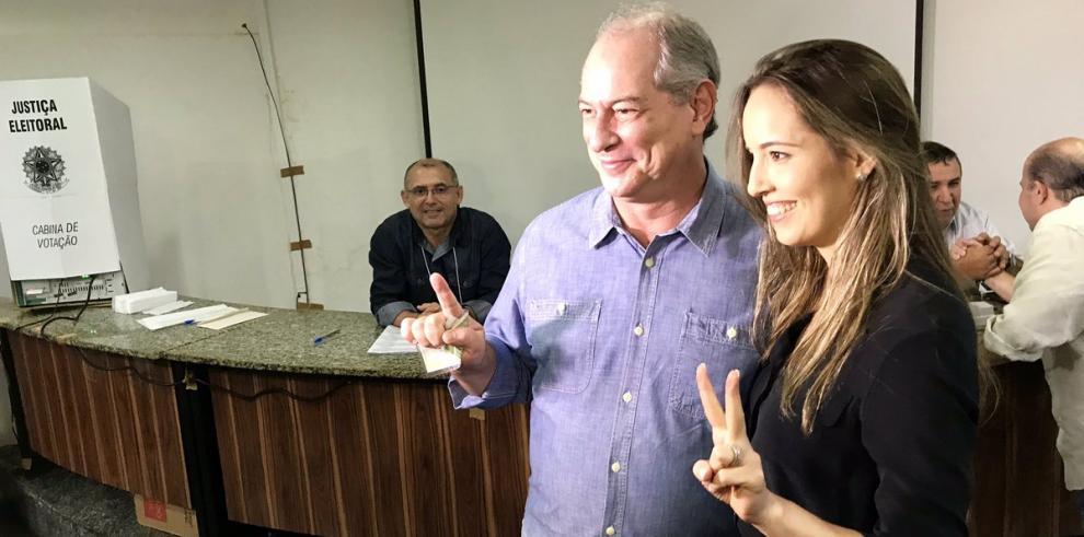 Ciro Gomes dice que fue traicionado por Lula y sus secuaces