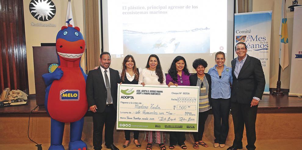 Marlene Testa inició su carrera como periodista publicando historias de corte ambiental en La Estrella de Panamá.