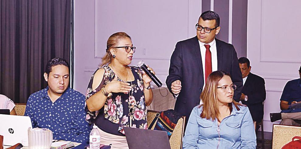 El PNUD sostuvo un encuentro con el Minsa y ONG vinculados con el tema de VIH.