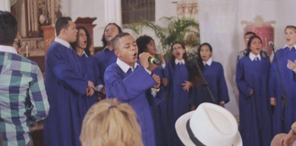 Góspel con influencias del Caribe suena en Cartagena