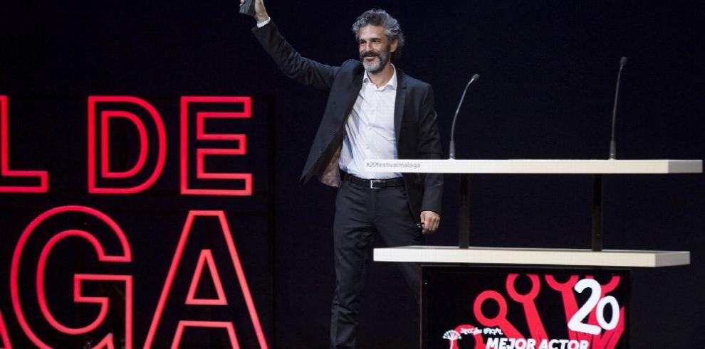 Sbaraglia, Gaviria y 'Últimos días en La Habana', premiados en Málaga