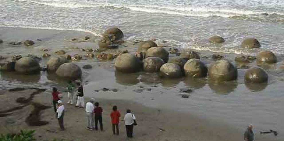 Costa Rica tendrá una web sobre misteriosas esferas de piedra precolombinas