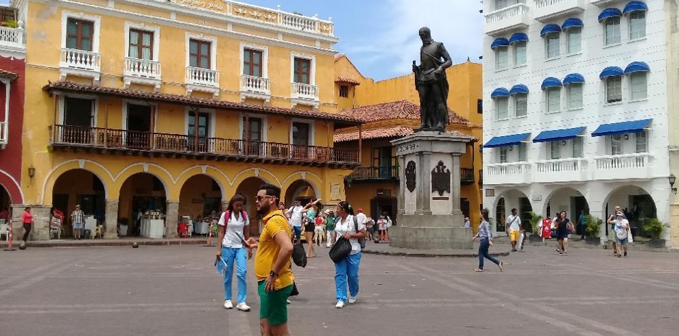 Cartagena, 45 minutos desde Panamá