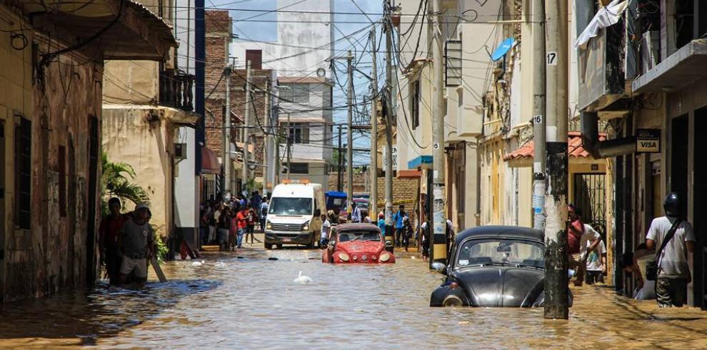 Alertan sobre desborde de ríos en Amazonia peruana