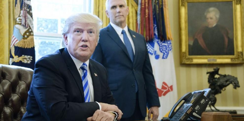 Grupo 'Caucus de la Libertad' frena reforma de Trump