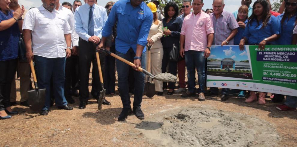 San Miguelito tendrá su primer mercado municipal