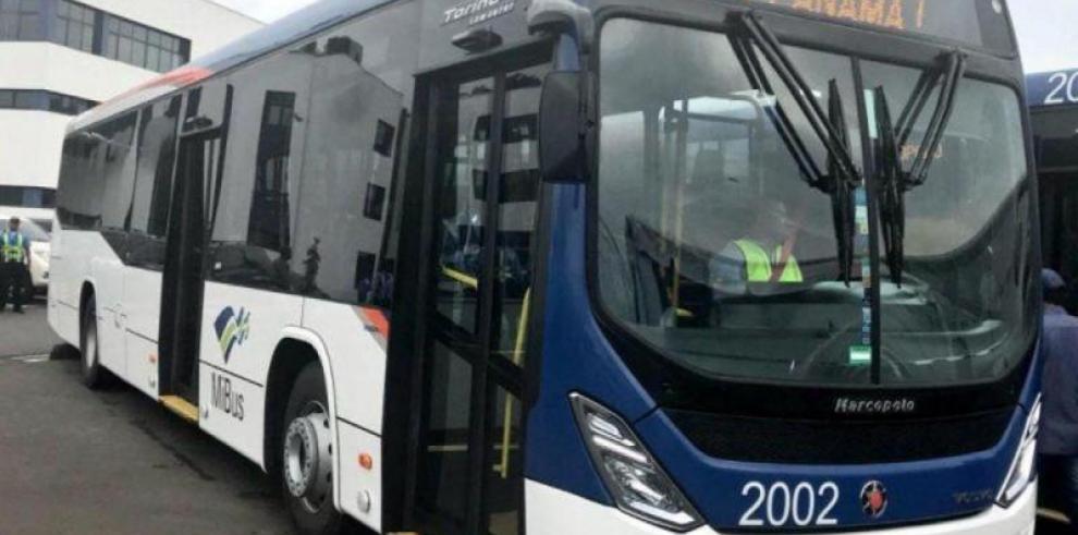 Nuevo pasaje de la ruta metrobus -corredores empezará a regir este jueves