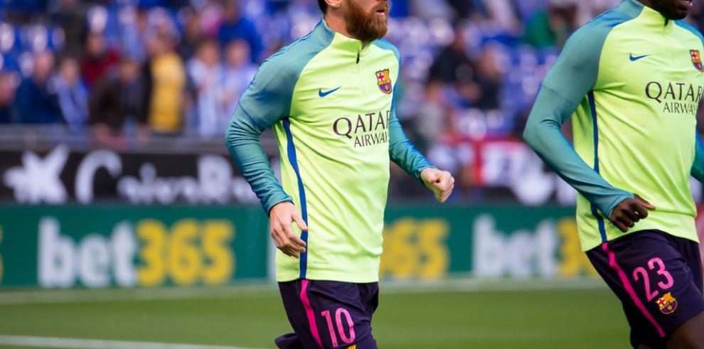 Messi, sobre el Mundial: