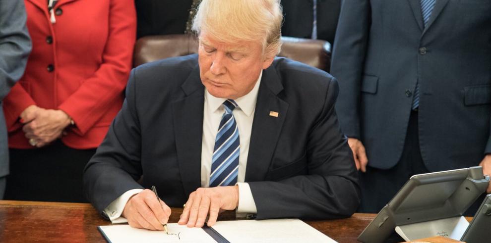 Trump responde con la 'Madre' las bombas a grupos terroristas