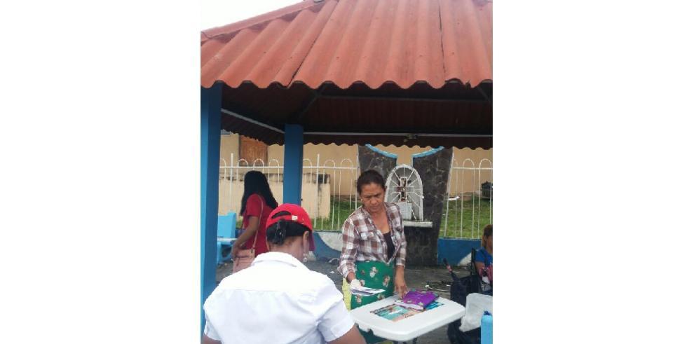 Minsa cita a 11 vendedores de comida en los desfiles de San Miguelito