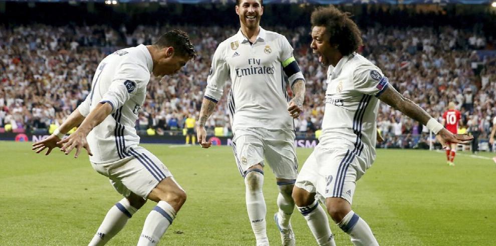 Real Madrid y Atlético aseguran su presencia en las semifinales