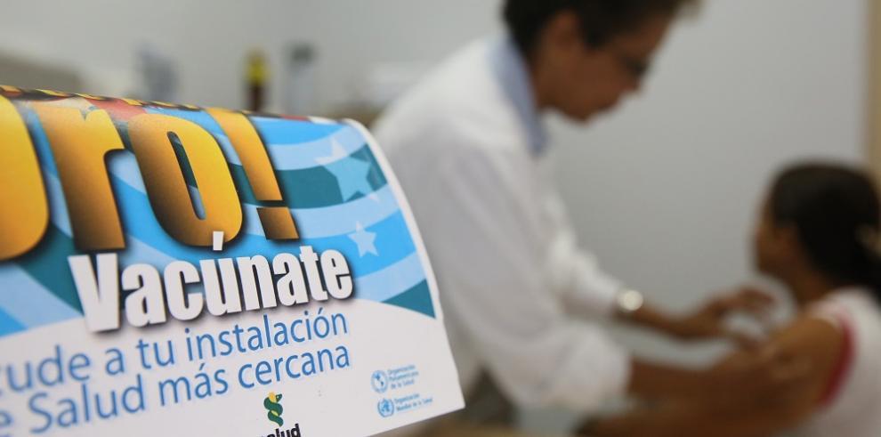 Las vacunas contra la influenza ya están en Panamá