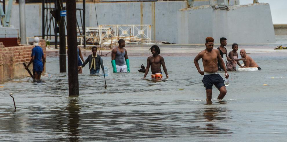 Al menos 10 muertos en Cuba tras el paso de huracán Irma