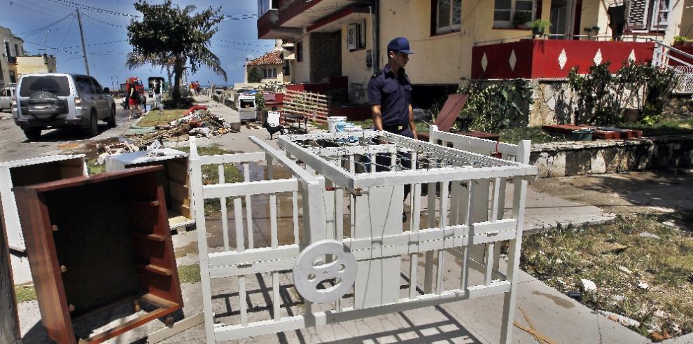 República de China asistirá a aliados afectados por el huracán Irma