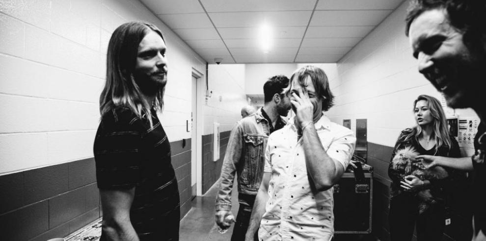 Black Weekend y Maroon 5, juntos en Panamá