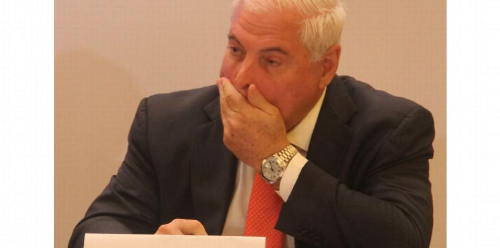 Defensa de Martinelli intenta frenar audiencia