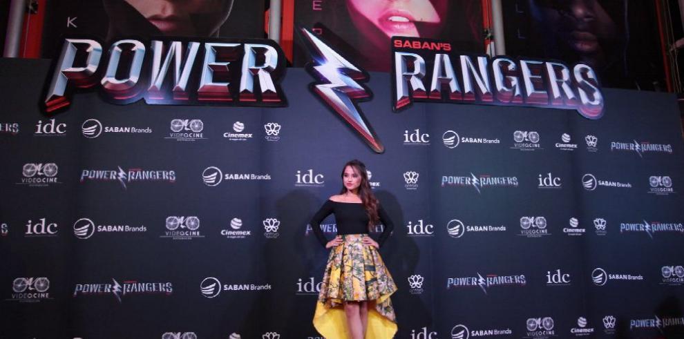 Becky G, la 'Power Ranger'