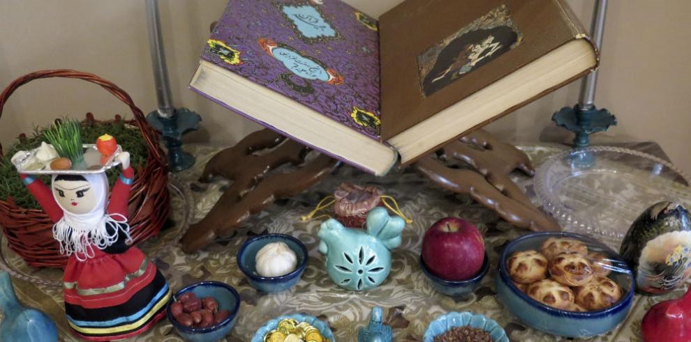 Los siete alimentos que invocan un próspero 'Noruz', año nuevo iraní