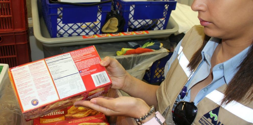 Aupsa realiza operativo para verificar retiro de productos Aunt Jemima