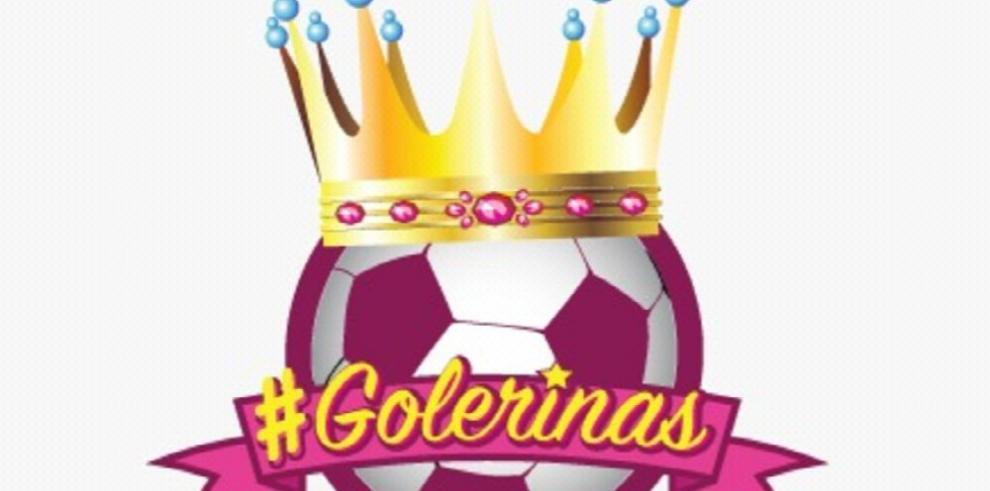 Ya viene 'Golerinas', una corona de fútbol para niñas