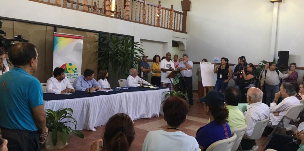 Ciudadanos rechazan reformas al Parque Omar