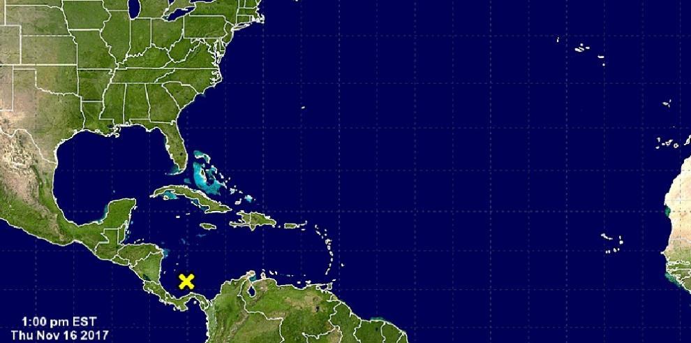 NOAA advierte formación de disturbio tropical frente al Caribe panameño