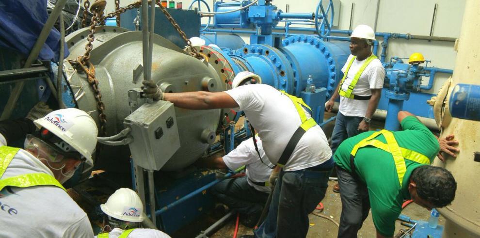 Varios sectores altos de la ciudad de Panamá siguen sin agua potable