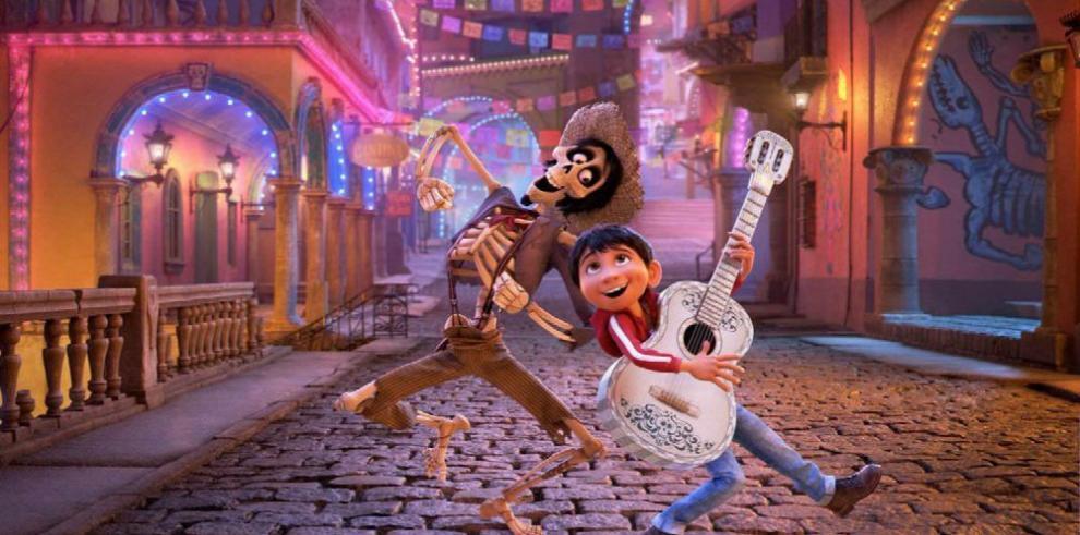 'Coco, la película de animación más vista de la historia de México