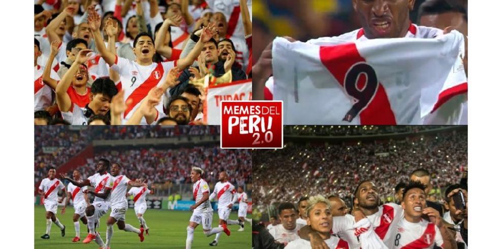 Feriado en Perú tras la clasificación al Mundial de Rusia 2018