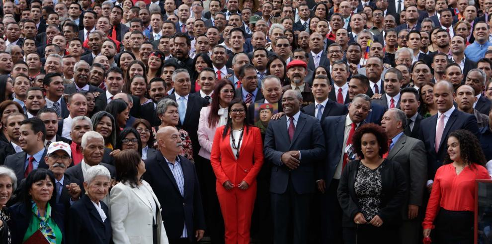 Excanciller Delcy Rodríguez presidirá la Asamblea Constituyente de Venezuela