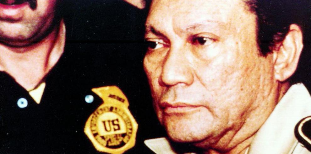 Noriega se proclama inocente de la masacre de Albrook