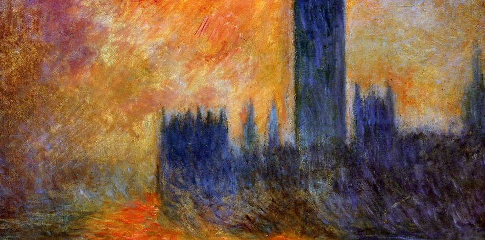 La Tate exhibirá las obras de impresionistas franceses durante el exilio